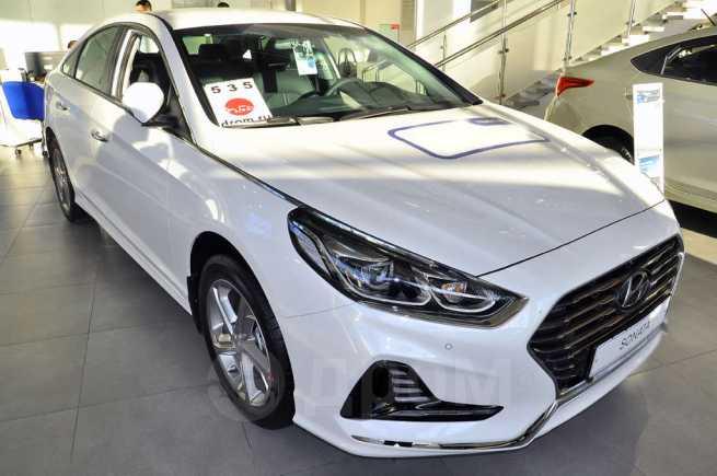 Hyundai Sonata, 2019 год, 1 935 000 руб.