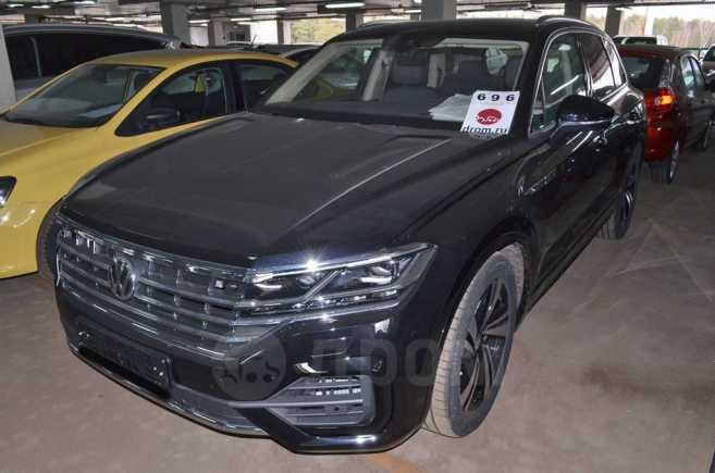 Volkswagen Touareg, 2018 год, 5 913 410 руб.