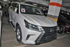 Липецк Lexus LX450d 2020