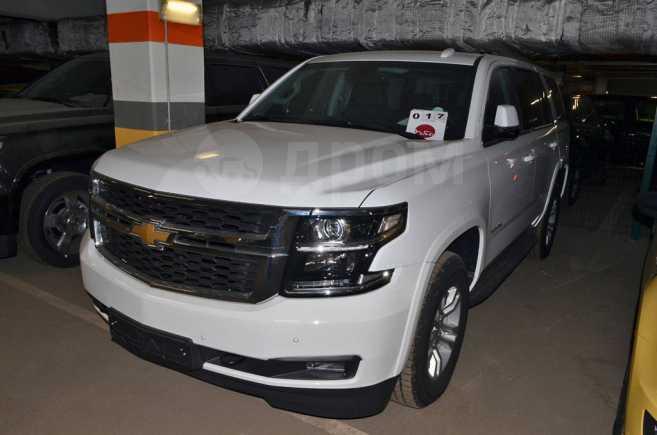 Chevrolet Tahoe, 2019 год, 4 580 000 руб.