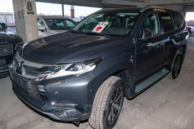 Mitsubishi Pajero Sport, 2019 год, 2 646 000 руб.