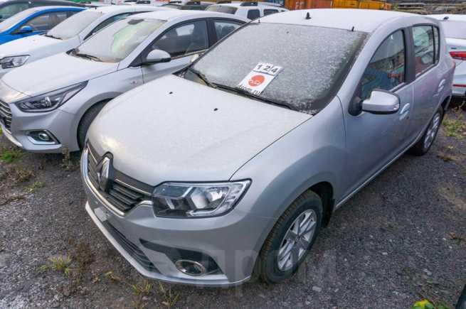 Renault Sandero, 2019 год, 853 780 руб.