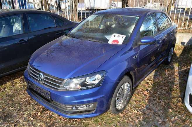 Volkswagen Polo, 2019 год, 938 400 руб.
