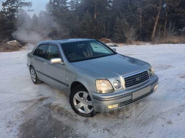 Toyota Progres, 2002 год, 366 666 руб.