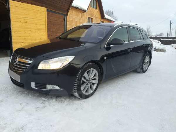 Opel Insignia, 2012 год, 630 000 руб.