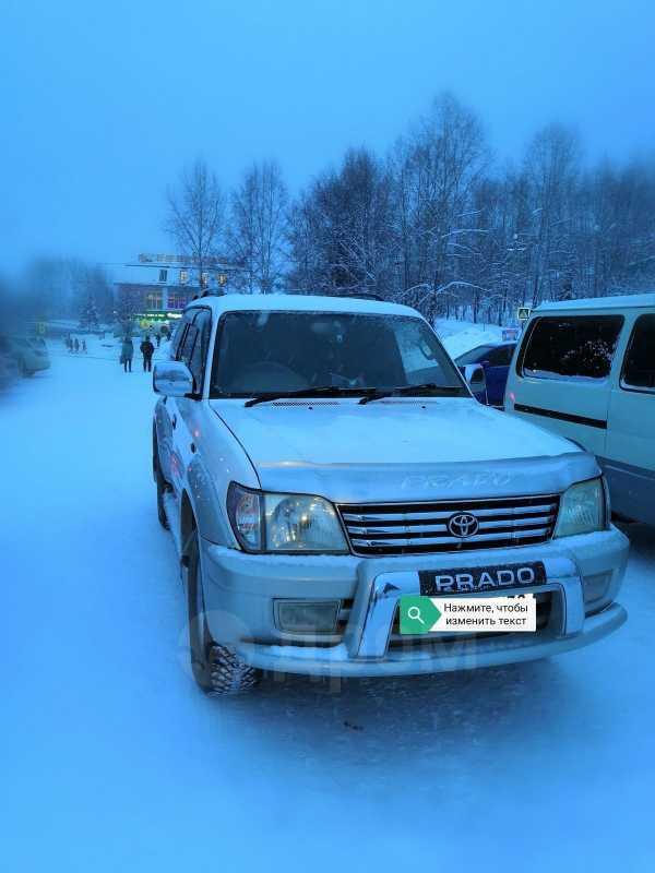 Toyota Land Cruiser Prado, 2002 год, 799 000 руб.