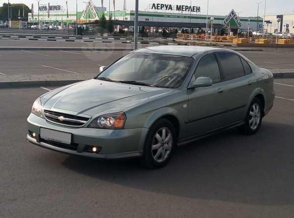 Chevrolet Evanda, 2005 год, 334 444 руб.