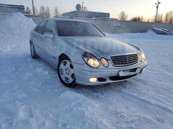 Mercedes-Benz E-Class, 2002 год, 527 000 руб.