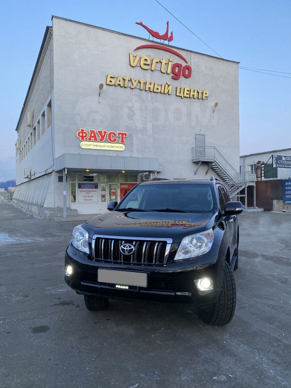 Toyota Land Cruiser Prado, 2010 год, 1 650 000 руб.