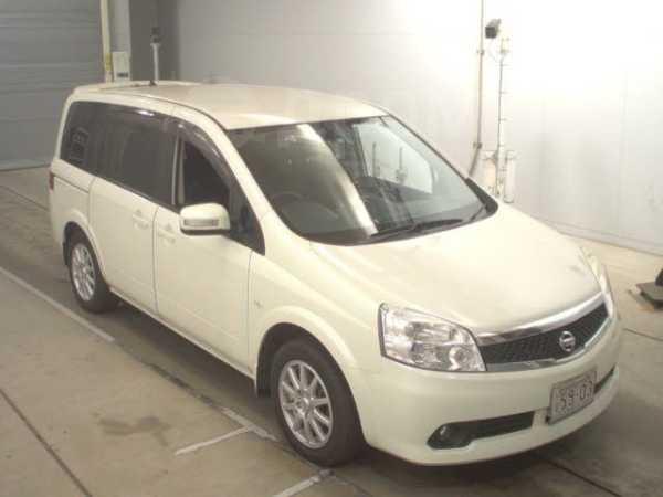 Nissan Lafesta, 2009 год, 525 000 руб.