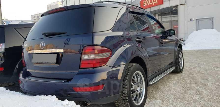 Mercedes-Benz M-Class, 2005 год, 527 000 руб.