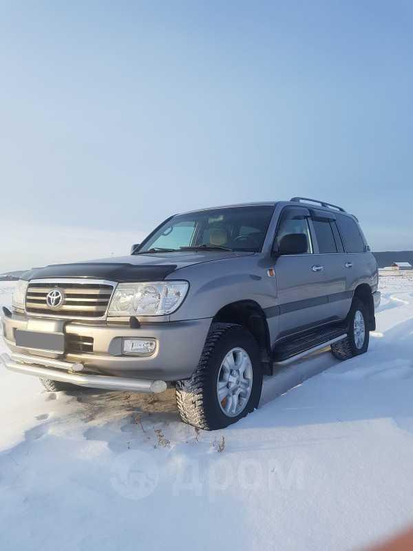 Toyota Land Cruiser, 2006 год, 2 100 000 руб.