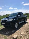 Toyota Hilux Pick Up, 2012 год, 1 600 000 руб.
