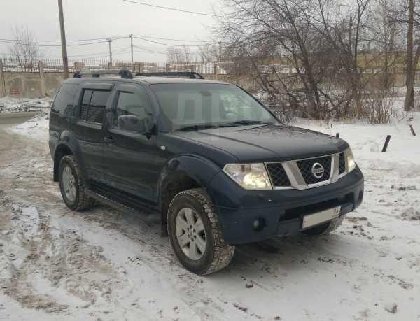 Nissan Pathfinder, 2006 год, 690 000 руб.