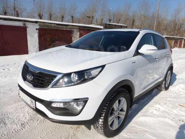 Kia Sportage, 2013 год, 1 039 000 руб.