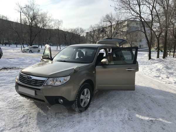 Subaru Forester, 2008 год, 655 000 руб.