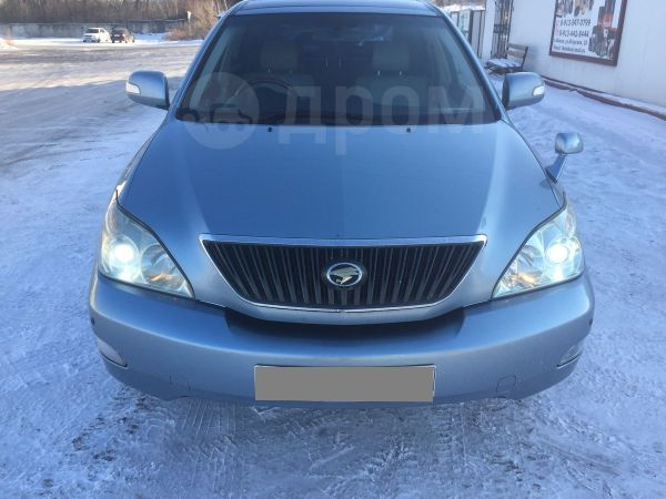 Toyota Harrier, 2004 год, 800 000 руб.