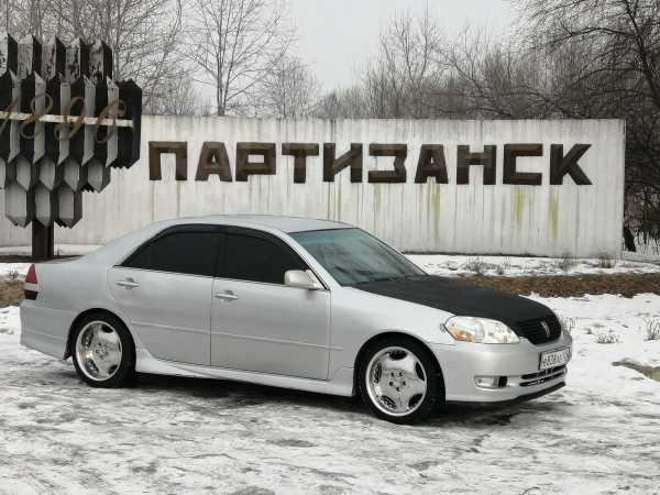 Toyota Mark II, 2000 год, 369 000 руб.