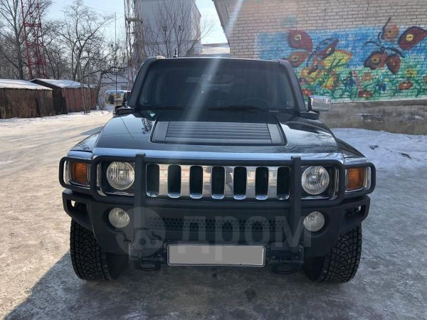 Hummer H3, 2005 год, 1 059 000 руб.