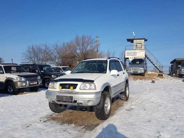 Suzuki Escudo, 1999 год, 558 000 руб.