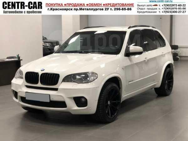 BMW X5, 2011 год, 1 570 000 руб.