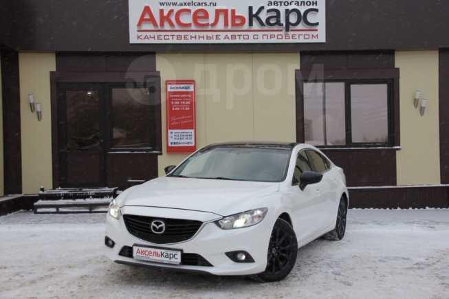 Mazda Mazda6, 2013 год, 899 000 руб.