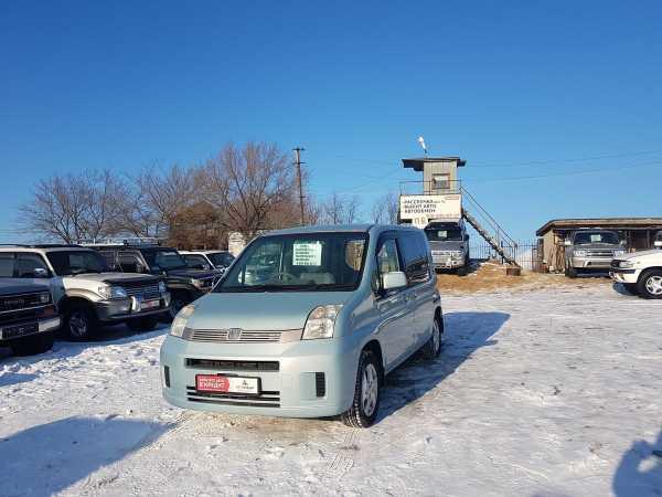 Honda Mobilio, 2007 год, 398 000 руб.