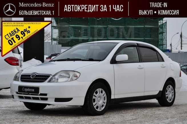 Toyota Corolla, 2000 год, 257 000 руб.