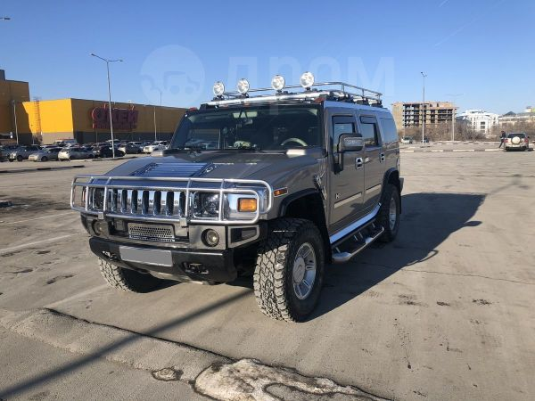 Hummer H2, 2007 год, 1 890 000 руб.