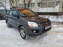 Челябинск Sportage 2010