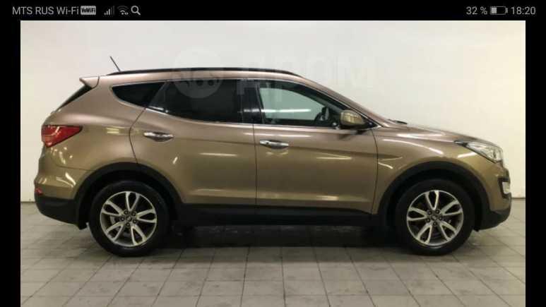 Hyundai Santa Fe, 2013 год, 1 195 000 руб.