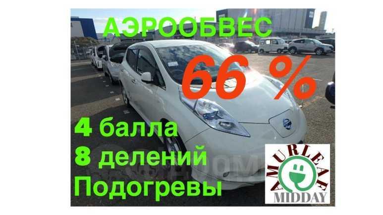 Nissan Leaf, 2012 год, 315 000 руб.