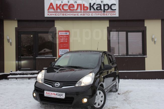 Nissan Note, 2012 год, 460 000 руб.