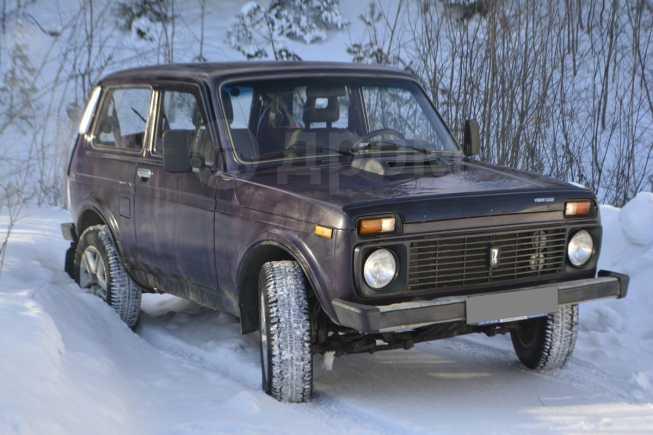 Лада 4x4 2121 Нива, 2002 год, 95 000 руб.