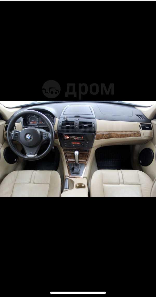 BMW X3, 2007 год, 780 000 руб.