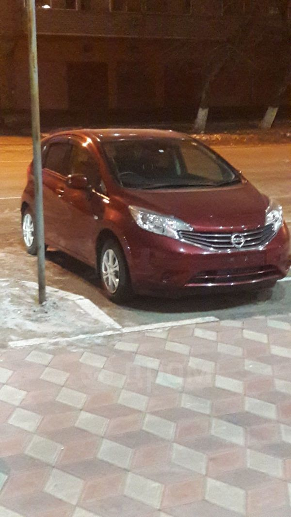 Nissan Note, 2014 год, 470 000 руб.