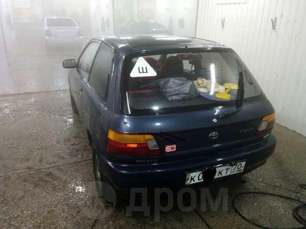Toyota Starlet, 1994 год, 140 000 руб.