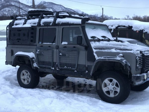 Land Rover Defender, 2007 год, 1 600 000 руб.