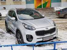 Челябинск Sportage 2016