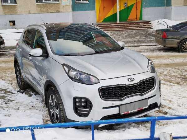 Kia Sportage, 2016 год, 1 495 000 руб.