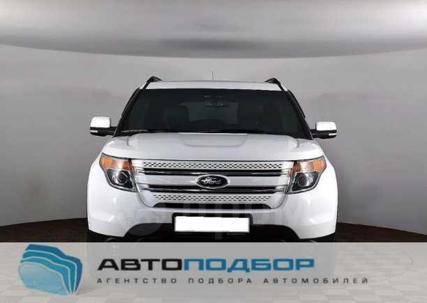 Ford Explorer, 2015 год, 1 560 000 руб.