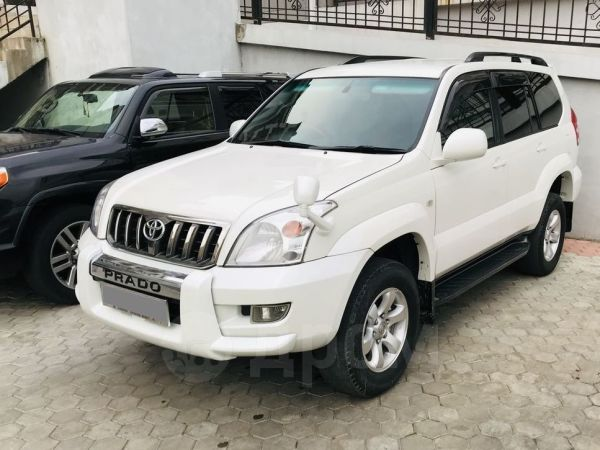 Toyota Land Cruiser Prado, 2007 год, 1 290 000 руб.