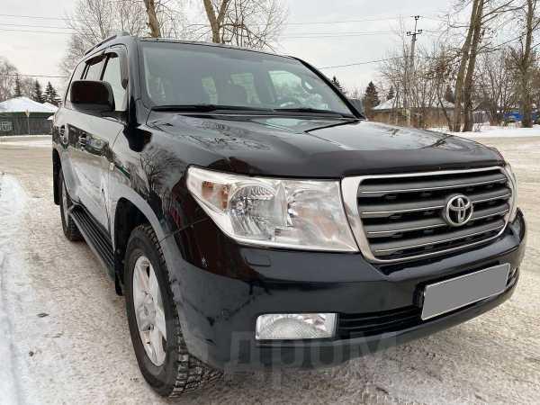 Toyota Land Cruiser, 2010 год, 1 770 000 руб.