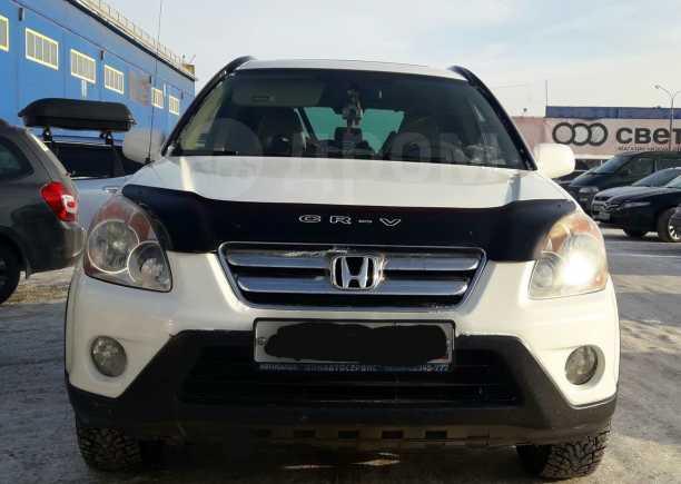 Honda CR-V, 2005 год, 615 000 руб.