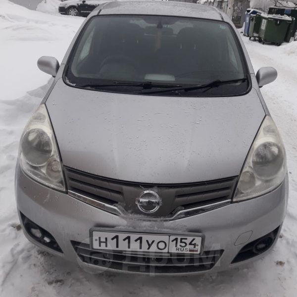 Nissan Note, 2010 год, 425 000 руб.
