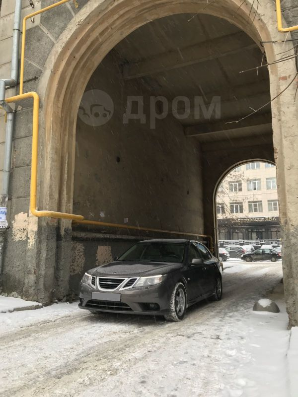 Saab 9-3, 2008 год, 650 000 руб.