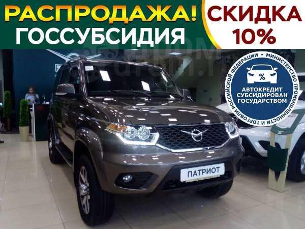УАЗ Патриот, 2019 год, 1 095 000 руб.