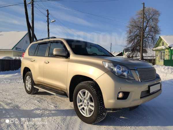 Toyota Land Cruiser Prado, 2011 год, 1 505 000 руб.