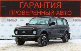 Ярославль 4x4 2131 Нива 2015