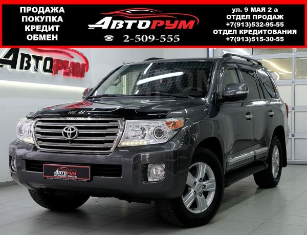 Toyota Land Cruiser, 2012 год, 2 147 000 руб.